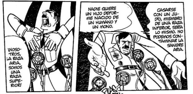 Adolf, de Osamu Tezuka. Fuente: rtve.es