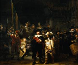 The_Nightwatch_by_Rembrandt