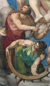 Volterra santa catalina y san Blas
