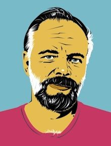 Philip K. Dick. Fuente: Wikimedia Commons