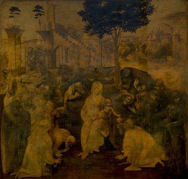 450px-Leonardo_da_Vinci_-_Adorazione_dei_Magi_-_Google_Art_Project