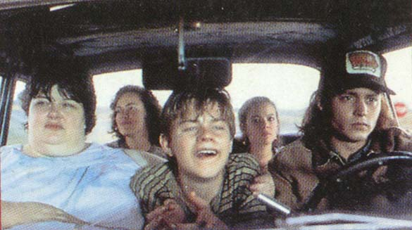 a quien ama gilbert grape (II)