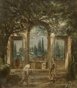 El pabellón de Ariadna. Fuente: Wikimedia Commons