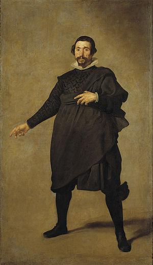 Pablo de Valladolid (1632-1637). Fuente: Wikimedia Commons