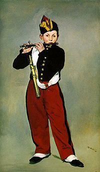 El pífano (1866). Fuente: Wikimedia Commons
