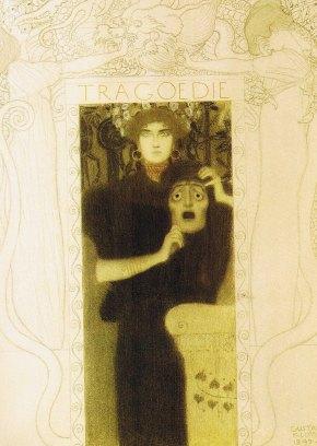 Gustav Klimt Tragedy