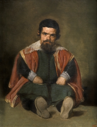 El bufón el Primo (1644). Fuente: museodelprado.es