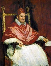 Inocencio X (1650). Fuente: Wikimedia Commons