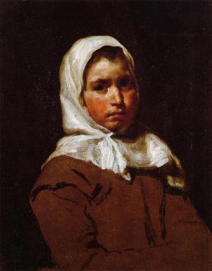 La gallega (1650). Fuente: Wikimedia Commons