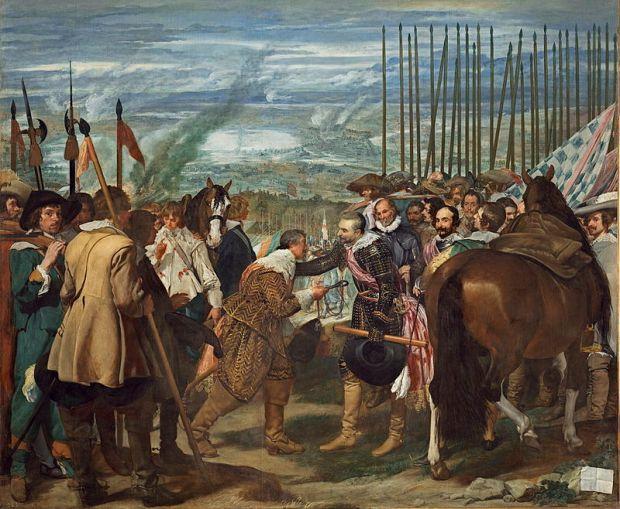 velazquez_-_de_breda_o_las_lanzas_museo_del_prado_1634-35